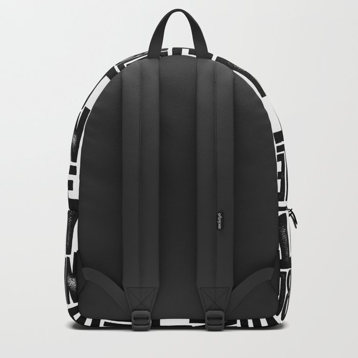 sit down Backpack