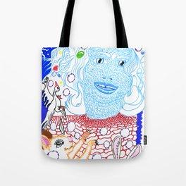Frau Holle Tote Bag