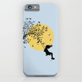 Child games iPhone Case