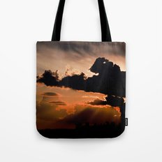 inspired by the world II Tote Bag