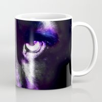 panther Mugs featuring Panther by haroulita