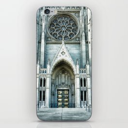 Grace Cathedral iPhone Skin