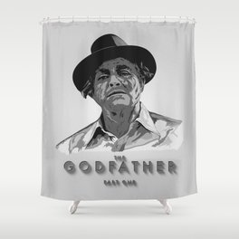 The Godfather - Part One Shower Curtain