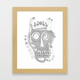 Inner Voice Framed Art Print