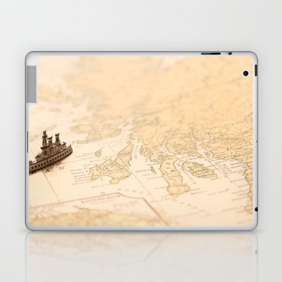 Travel Dreams Laptop & iPad Skin