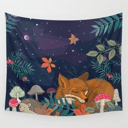 Hibernation Wall Tapestry