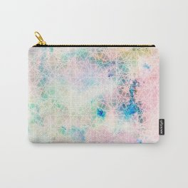 Candy Clouds Carry-All Pouch