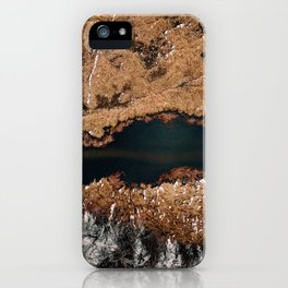 Don't be Afraid of Heights iPhone Case