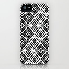 Indi-abstract#11 iPhone Case