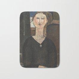 Amedeo Modigliani - Antonia Bath Mat