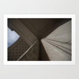 Perspective - San Francisco, California Art Print