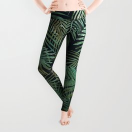 Tropica Central as night Leggings