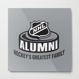 Hockey's Greatest Family Metal Print