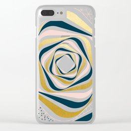 Swirly Vision #society6 #decor #buyart Clear iPhone Case