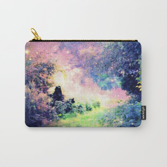 Pastel Fantasy path Carry-All Pouch
