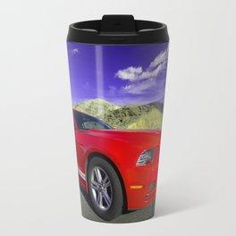 Mustang Coupe Travel Mug