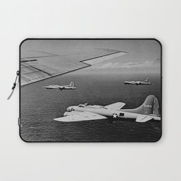 B-17F Flying Fortress Bombers over the Southwest Pacific Laptop Sleeve