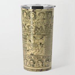 Votes for Women - 1908 Travel Mug
