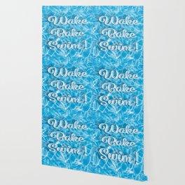 Wake Bake Swim! Wallpaper