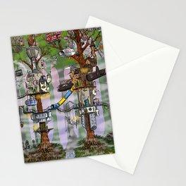 Modern Pixie Kingdom Stationery Cards