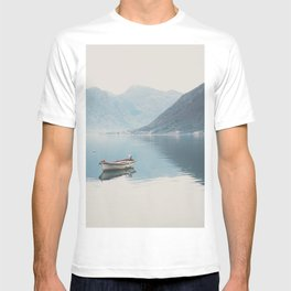 boat reflections ... T-shirt