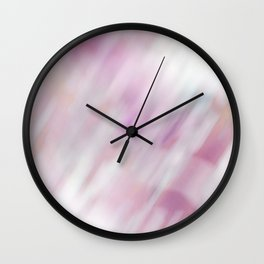 Satin Ikat Wall Clock