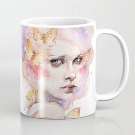 All A Flutter Coffee Mug