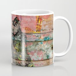 Inner Nature (Profile of Woman) Coffee Mug