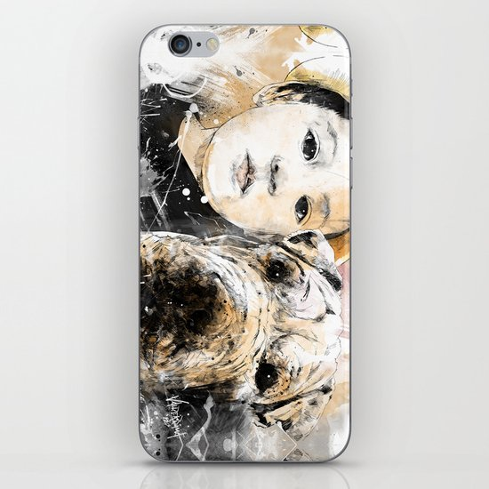 Best Friends iPhone & iPod Skin