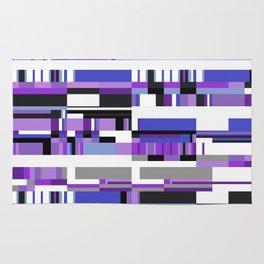 Debussy Little Shepherd (Purples) Rug