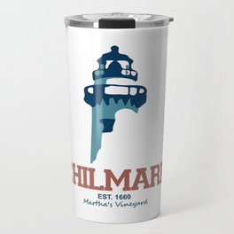 Martha's Vineyard, Chilmark Travel Mug
