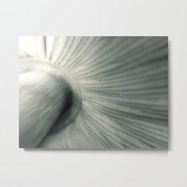 mushroom texture Metal Print