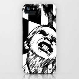 The Destroyer iPhone Case