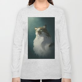 Sly cat Long Sleeve T-shirt