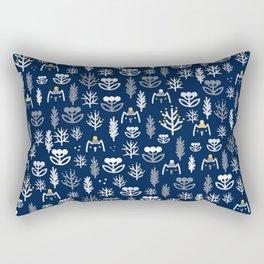 Winter mod Rectangular Pillow