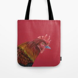 Second Born of Bantam Tote Bag