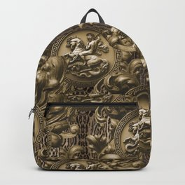 St Michael Baroque Backpack