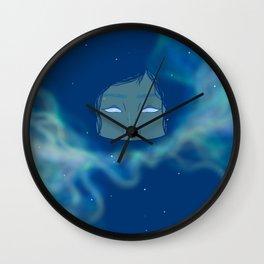 North Wind Wall Clock