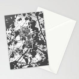 Five (Hazy Eyes) B&W Variant Stationery Cards
