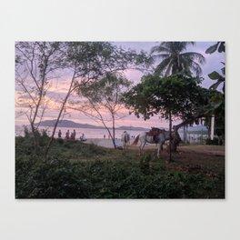 Tamarindo Costa Rica Canvas Print