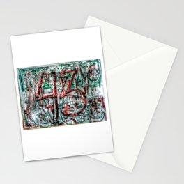 Al Grito De Guerra Stationery Cards