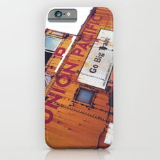 the union pacific caboose iPhone 6s Slim Case