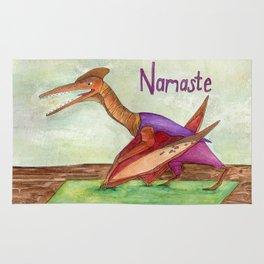 Namaste Dinosaur - Serafina Rug