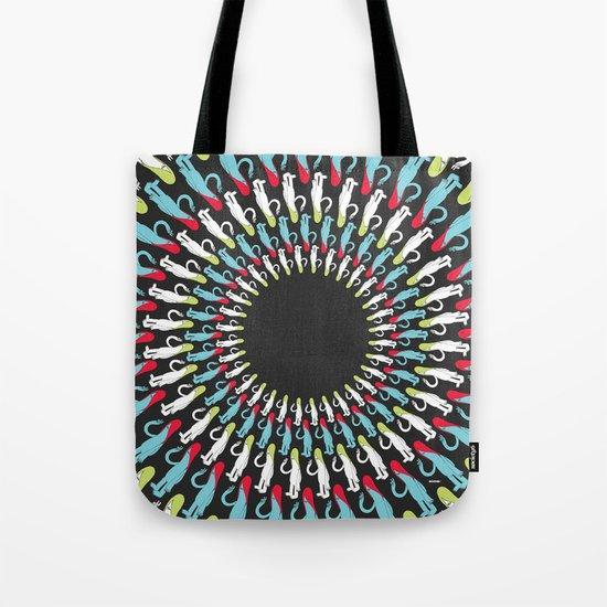 Peace Circle Tote Bag