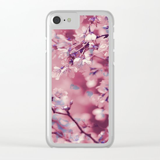 #100 Clear iPhone Case