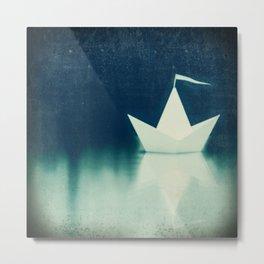 ocean angel Metal Print