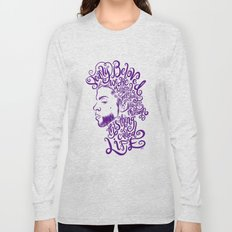 Dearly Beloved Prince Long Sleeve T-shirt