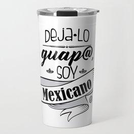 Deja lo Guap@ Travel Mug