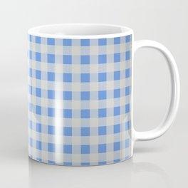 Baby Blue Vichy by Erregiro Coffee Mug