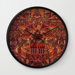Asclepius Wall Clock